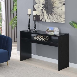 Link to Porch & Den Franklin Deluxe 1-shelf Console Table Similar Items in Living Room Furniture