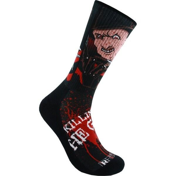 Rufnek Freddy Krueger Killing the Game 2.0 Socks