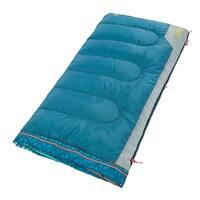 Coleman 2000025290 coleman 2000025290 sleeping bag yth 50 rect navy