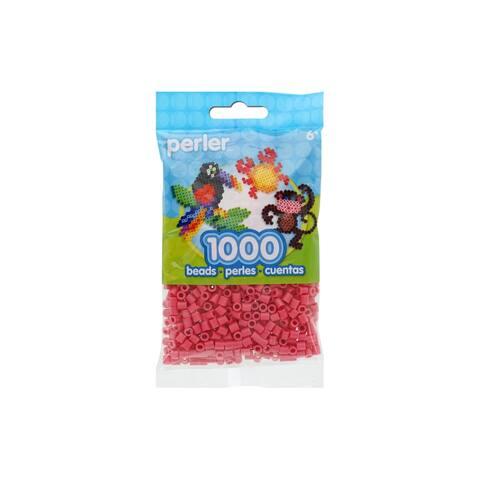Perler Fused Bead Bag 1000pc Rose - Medium