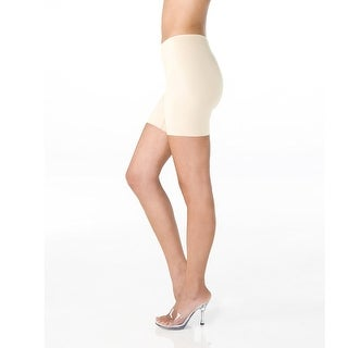 Spanx Hide and Sleek Mid-Thigh Smoother 064 XL/Nude