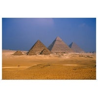 Shop The Great Pyramids of Giza, Egypt  - Multi-color - Free