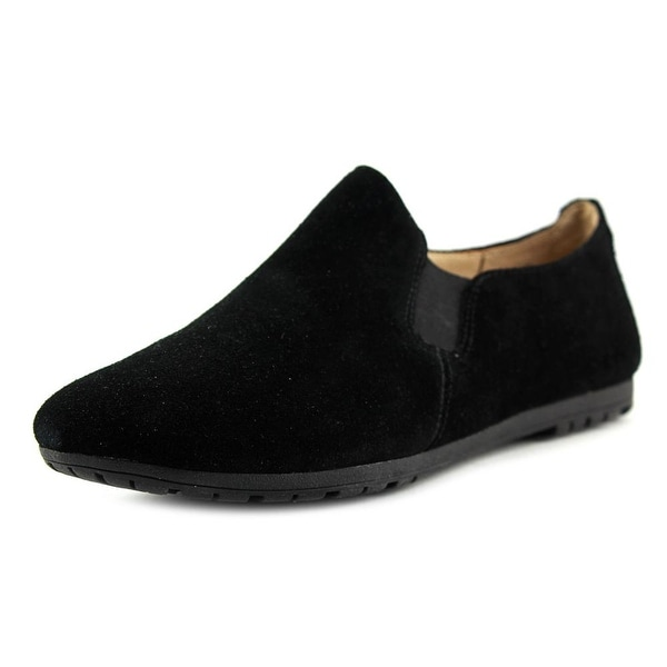 Easy Spirit e360 Andie   Round Toe Suede  Loafer