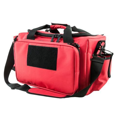 Ncstar cvcrb2950r ncstar cvcrb2950r vism competition range bag/red,black trim
