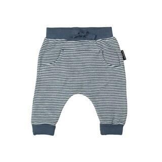 Kardashian Kids Harem Pants Newborn Boys Striped