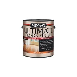 Minwax S/G Floor Polyurethane