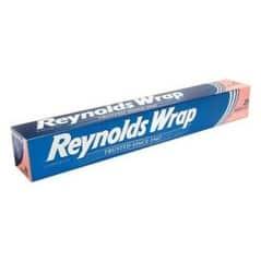 "Reynolds F28031 Aluminum Foil, 12"" x 25'"