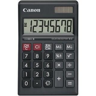 Canon 4425B008 Ls-88Hi Iii-Bk Mini Desktop Calculator