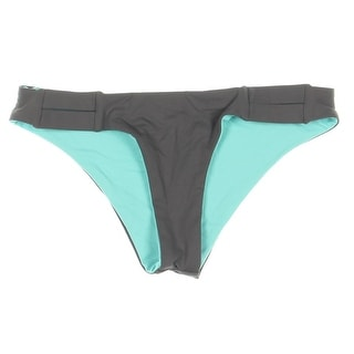 Rip Curl Womens Mirage Reversible Cheeky Swim Bottom Separates - M