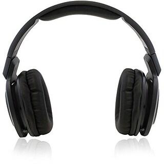 Adesso - Xtream H3b - Headphone - Wireless - Bluetooth - Stereo - 80 - 20000 Hz - Black