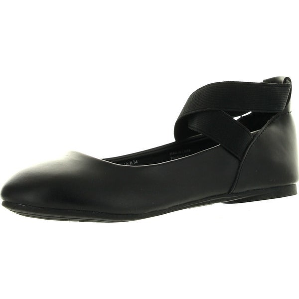 Kenneth Cole Girls Tap Ur It Flats Shoes