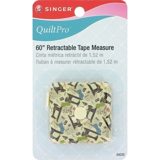 QuiltPro Retractable Tape Measure-60""