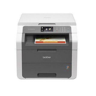 Brother Hl-3180Cdw Led Multifunction Digital Color Printer W/ Copying & Scanning