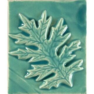 AMACO Textured Alligator Glaze, Tahitian Blue LT-22, 1 Pint