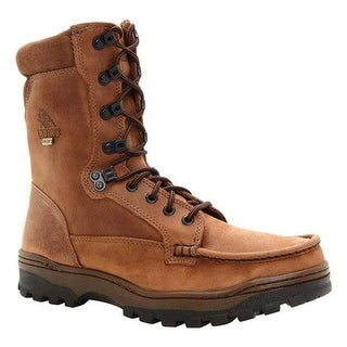 "Rocky Men's 8"" Outback 8729  Brown"