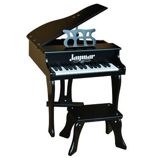 Jaymar 30 key Fancy Baby Grand Piano with Bench