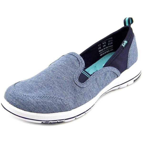Keds Brisk Round Toe Canvas Walking Shoe
