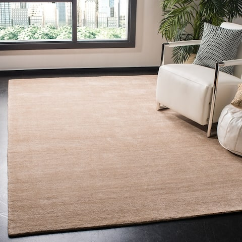 SAFAVIEH Handmade Mirage Helmtraud Modern Abstract Viscose Rug