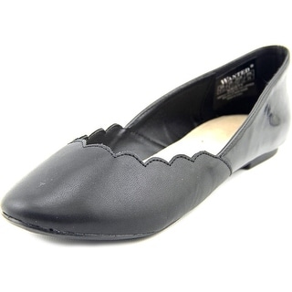 Wanted Kristy Women Black Flats
