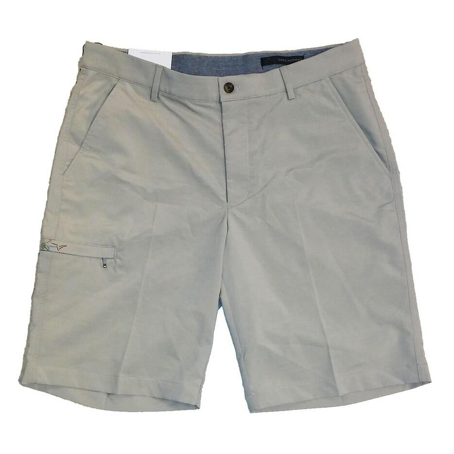 Comfort Stretch,Retail $65.00 Greg Norman Performance Fabric  Men/'s Shorts