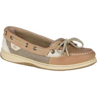Sperry Top-Sider Women's Angelfish Boat Shoe Linen/Oat