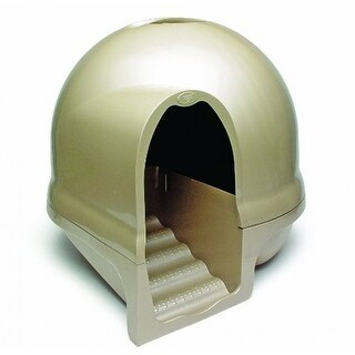 Petmate 50021 Booda Cleanstep Dome Litter Box for Cats