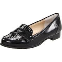 Nine West Womens SoStriking Closed Toe Loafers - 7.5