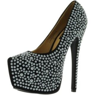 Machi Women's Pearl-1 Pumps Shoes