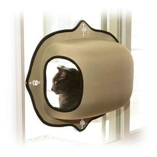 K&H Pet Products KH9181 EZ Mount Window Pod Kitty Sill