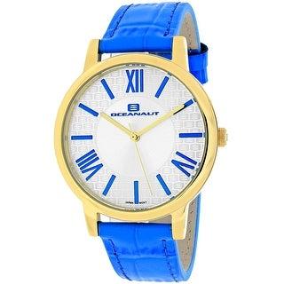 Oceanaut Women's Moon OC7214 White Dial watch