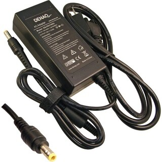 """Denaq DQ-PA3165U-5525 DENAQ 19V 3.42A 5.5mm-2.5mm AC Adapter for TOSHIBA Satellite Series Laptops - 65 W Output Power - 3.42 A"