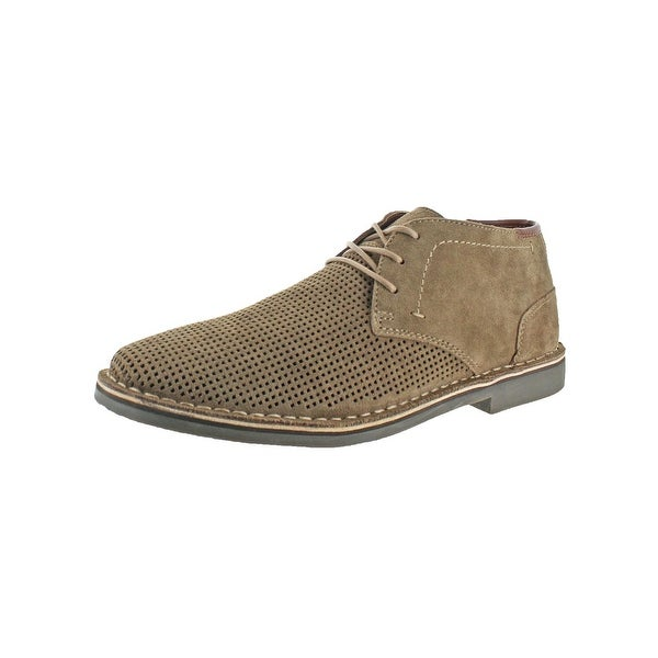 Kenneth Cole Reaction Mens Desert Hill Chukka Boots Casual Round Toe - 11 medium (d)