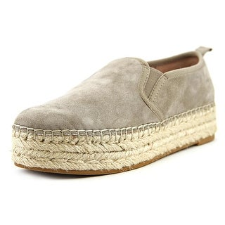 Sam Edelman Carrin Women Round Toe Canvas Tan Espadrille