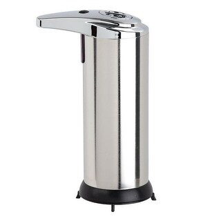 Better Living 70190 Touchless Soap Dispenser, Stainless Steel