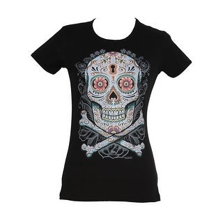 Day of the Dead Women's Black Shirt (5 options available)