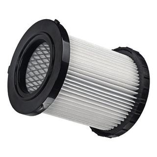 Link to DeWalt  5.25  L x 4.5 in. W Wet/Dry Vac HEPA Replacement Filter  1 pc. Similar Items in Vacuums & Floor Care