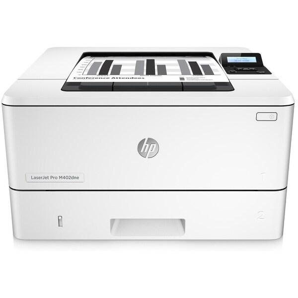 HP LaserJet Pro M402dne Laser Printer - Monochrome - 1200 x 1200 (Refurbished)