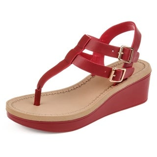 Link to Journey + Crew Women's Wedge Sandal Similar Items in Women's Shoes