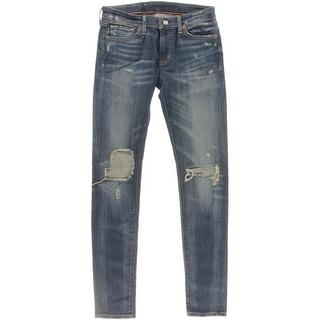 Denim & Supply Ralph Lauren Womens Dylan Denim Skinny Skinny Jeans