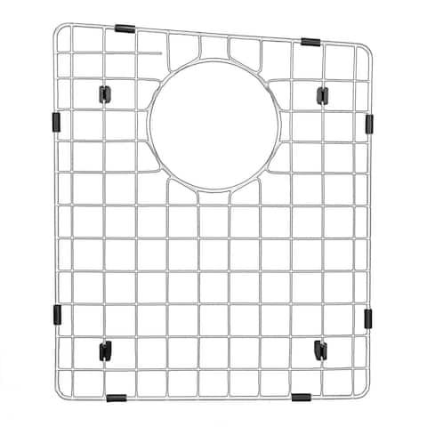 "Karran GR-6006 Stainless Steel Bottom Grid 12-3/4"" x 15"" fits QT-710 and QU-710"