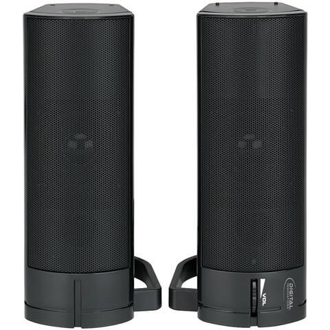 Digital Innovations Acoustix Speaker Systerm 2.0 Usb Desktop And Soundbar
