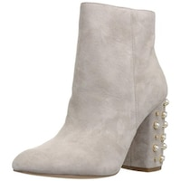 d8b59403757 Shop Steve Madden Womens Replay Leather Almond Toe Ankle Fashion ...