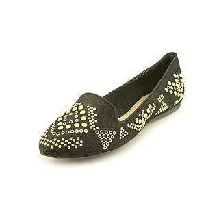 INC International Concepts Womens Galai Closed Toe Slide Flats