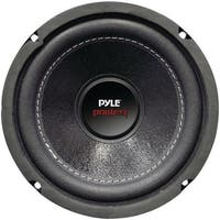 "PYLE PRO PLPW6D Power Series Dual Voice-Coil 4ohm Subwoofer (6.5"", 600 Watts)"
