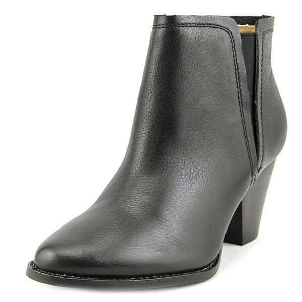 Splendid Rochelle Women Round Toe Leather Ankle Boot