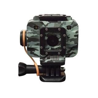 WASPCam Camo Edition 9906 Action Sports Camera, Waterproof 16MP / 10MP