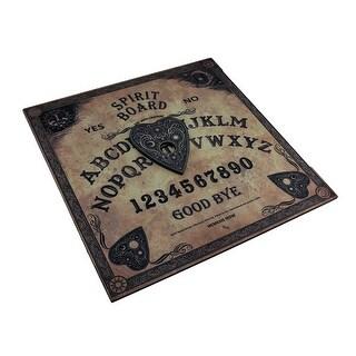Nemesis Now Celestial Antique Look Wooden Spirit Board - Black