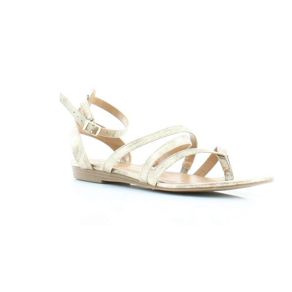 Style & Co. Bahara Women's Sandals & Flip Flops Gold