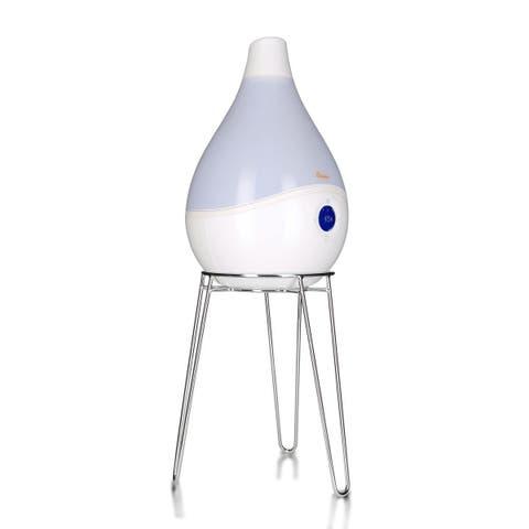 Crane smartDROP Ultrasonic Cool Mist Humidifier - White EE-5303W