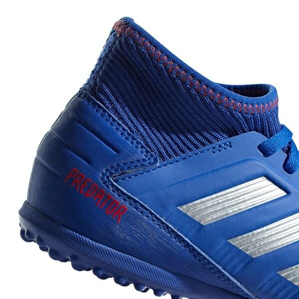 Shop Adidas Kids' Predator 19.3 Turf Soccer Shoe - Overstock ...